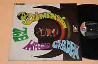 THE MAGIC GARDEN LP THE 5TH DIMENSION-BEAT PSYCH 1°ST ITALY '60 EX