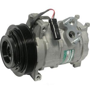 New Air Conditioner (UAC) CO 10802C A/C Compressor (HA17J) Dodge Ram Charger