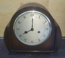 VINTAGE ENFIELD MANTLE CLOCK MADE IN ENGLAND PARTS Or REPAIR