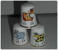BN Personalised Love You Mum  Fine Bone China Penguin Thimble Mother/'s Day Gift