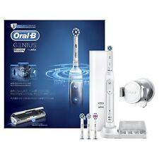 ✔Oral-B Genius 9000 Elektrische Zahnbürste+SmartRing+Bluetooth+4Aufsteckbürsten✔