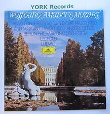 DG 2538 190 - MOZART - Piano Concertos No 15 & 25 FOLDES / LUDWIG - Ex LP Record