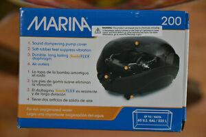 Hagen Marina 200 Aquarium Air Pump