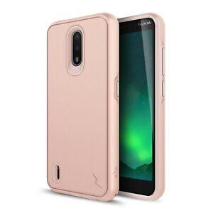 Nokia C2 Tava Pink Magnetic Case - Zizo DIVISION