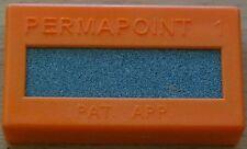 """Permapoint """"1"""" Dart Point Protector/Sharpener (Orange)."""