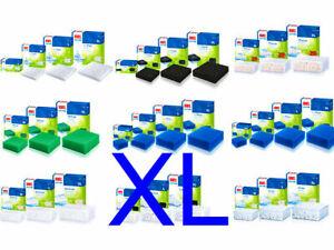 Juwel Bioflow 8.0 XL Schwämme Filterwatte Nitrax Cirax Phorax Aktivkohle Amorax