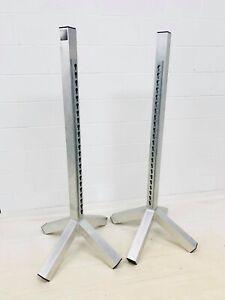 Aluminium Jump Wings PAIR - Aluminium Showjumps - Show jump upright stand wings