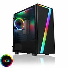 ULTRA FAST I5 QUAD CORE Gaming PC Tower 8GB 1TB HDD & Win 10 + WIFI