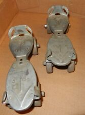 """Vintage Ward's """"Speedster"""" Sidewalk Roller Skates w/o key Adjustable"""