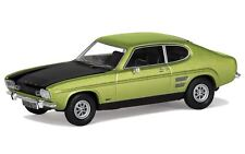 Corgi Vanguards Ford Capri Mk1 1600GT XLR, Fern Green Metallic - VA13310 - Model
