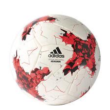 adidas Krasava Confed Cup 2017 OMB Matchball Spielball weiß/rot [AZ3183]