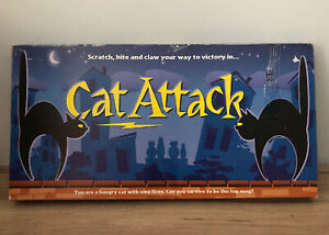 CAT ATTACK Board Game by Carta Mundi *Multi Listing* Choose your spares