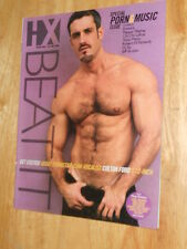 HX Magazine Music & PORN Issue, Singer Colton Ford, Andy Bell, CHER AD, 2003 Gay