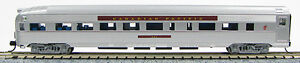 N Budd Passenger Navajo Tail Obs Canadian Pacific (Silver/Maroon) (1-41510)