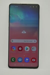 Samsung Galaxy S10+ PLUS SM-G975U 512GB White GSM UNLOCKED AT&T TMOBILE VERIZON
