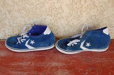 Converse mixto talla 39 azul