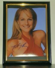 HAND SIGNED BY HELEN HUNT - WITH COA - AS GOOD AS IT GETS FRAMED PHOTO AUTHENTIC