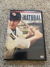 The Natural (DVD, 1984) Robert Redford