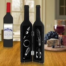 Cork Screw Gift Set 5 Pc Wine Bottle Opener and Accessories