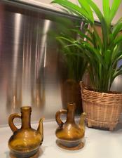 Décoration vintage ambré