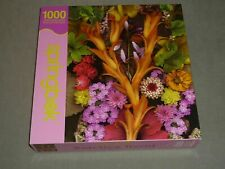 """SPRINGBOK """" FLORAL SOLSTICE """" Puzzle 1000 Pieces 1JIG10468"""