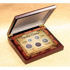 NEW American Coin Treasures American Obsolete Coinage Collection 13682