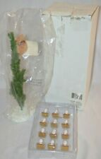 Smores Midwest of Cannon Falls Tree & Mini Miniature 12 Ornament Set