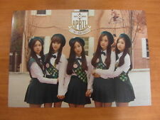 APRIL - Boing Boing CD w/ Booket (40p) + Photo Card + Unfold POSTER $2.99 Ship