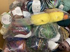 Yarn Surprise Grab Bag - Lot Of 4 Random Balls Drawn