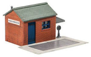 WILLS Scenic 00 Scale Layout Scenic Kit No: SS 16 Weighbridge and Hut.