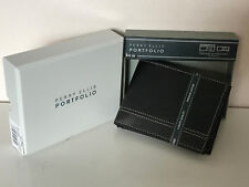 NEW! PERRY ELLIS PORTFOLIO SHERIDAN PASSCASE BILLFOLD W/ REMOVABLE ID WALLET $43