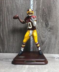 NFL DANBURY MINT ROBERT GRIFFIN III ROOKIE SCULPTURE