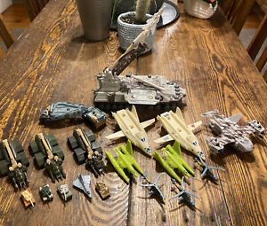 Kenner Mega Force 1989 Military Toy Lot