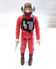 1984 B-WING PILOT • C8.5-9 • 100% COMPLETE • NO COO • VINTAGE KENNER STAR WARS