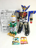 DHL BANDAI Power Rangers Goseiger DX Datas Hyper Mystic Brothers set Japan VG+