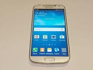 Samsung Galaxy S4 SCH-i545 Verizon Wireless 4G LTE 16GB White Smartphone/Phone
