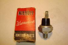 Niehoff-Oil Pressure Switch - AL-133M. NOS.  Interchange 71149(Switches)