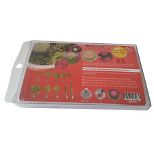 High Quality 3D Jelly Gelatin Tools - Gelatin Art Flowers Tools (10pcs/Set #13)