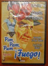 Pim, Pam, Pum... ¡Fuego! [DVD] Pedro Olea, Concha Velasco ¡¡NUEVO A ESTRENAR!!