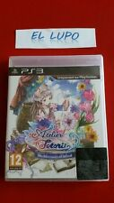ATELIER TOTORI THE ADVENTURER OF ARLAND PS3 SONY NEUF SOUS BLISTER VF