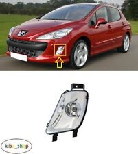 FOR PEUGEOT 308 2007 - 2013.12 NEW FRONT FOG LIGHT LAMP LEFT N/S PASSENGER