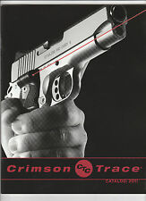 2011 Crimson Trace Catalog with Art of Survival Dvd