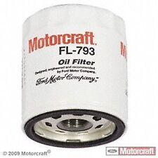 Motorcraft FL793 Oil Filter