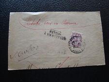 FRANCE - devant d enveloppe 1923 (cy58) french