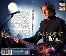 Paul McCartney  -- Plays the Beatles  --  4 CD BOX Set Limited Edition