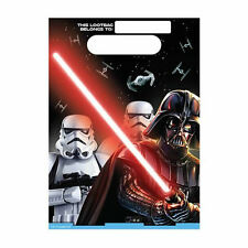 Star Wars Party Supplies Classic Loot bags Lolly Bags Genuine Licensed