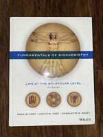 Fundamentals of Biochemistry by Judith G. Voet, Donald Voet and Charlotte W