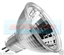 24V VOLT 20W 38 DEGREE DICHROIC HALOGEN LIGHT LAMP MR16 BULB COMMERCIAL VEHICLES