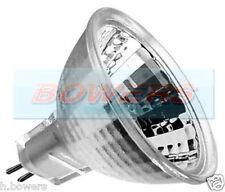 24V VOLT 20W 38 DEGREE DICHROIC HALOGEN LIGHT LAMP MR16 BULB COMMERCIAL VEHICLES