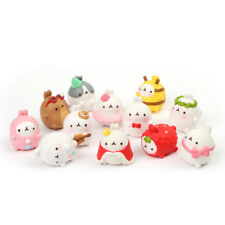 "Molang 2"" Mini Figure Ver.2 (12) Packs Completed Box Collectible Toy Cute Rabbit"